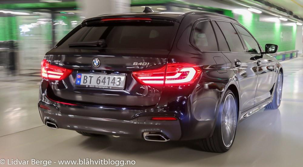 BMW 540i G31