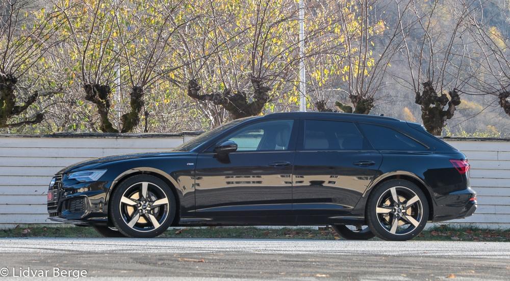 Audi A5 50 TDI C8