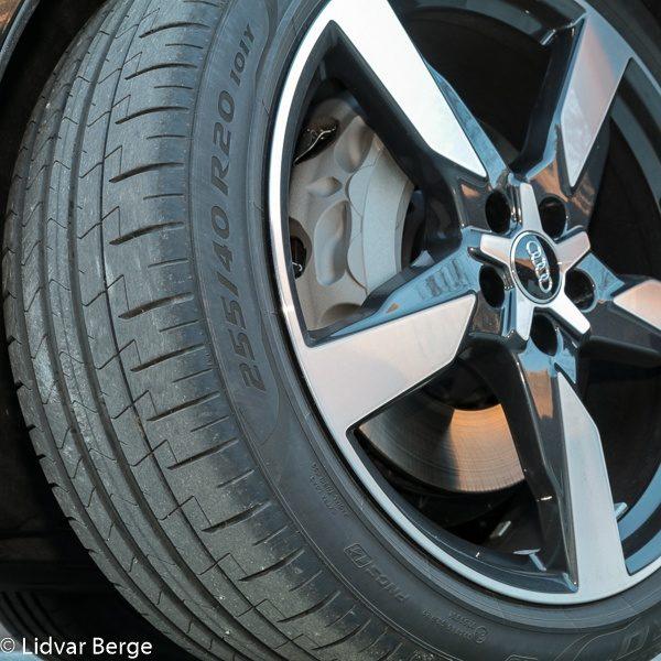 Audi A6 50 TDI C8 Pirelli