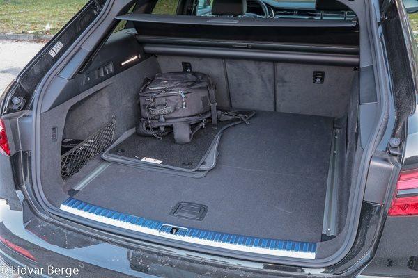 Audi A6 50 TDI C8