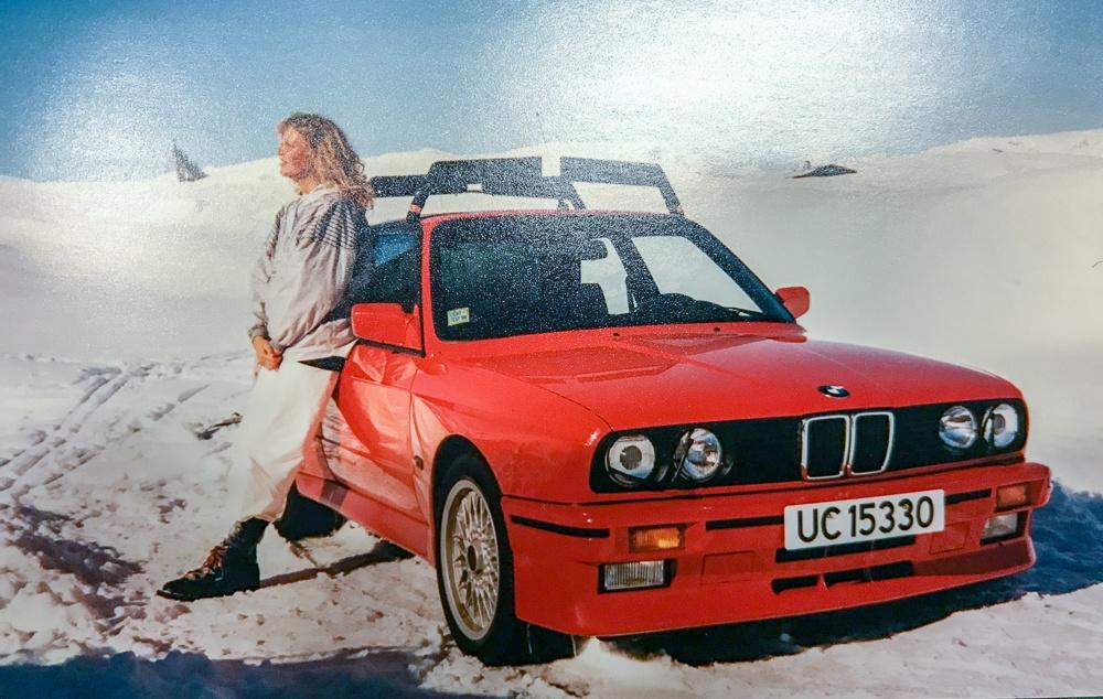 BMW E30 M3 Vilnes