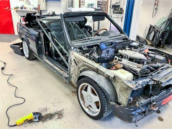 BMW E30 Vilnes