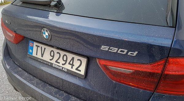BMW 530d xDrive G31